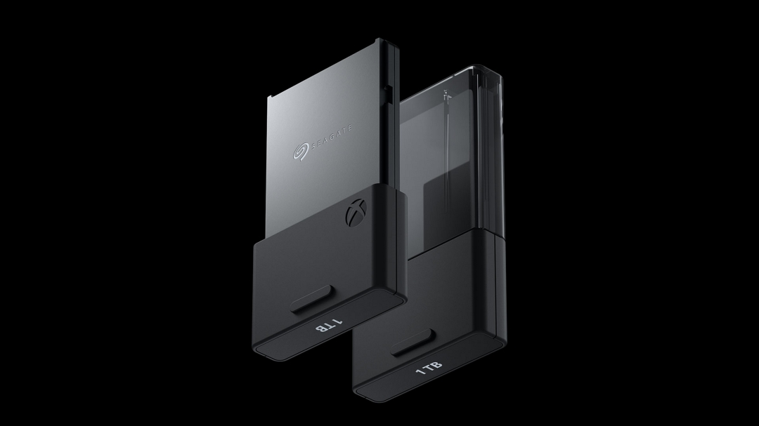 Seagate Storage Expansion for Xbox Series X